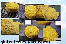 Kürbisbrot - glutenfrei