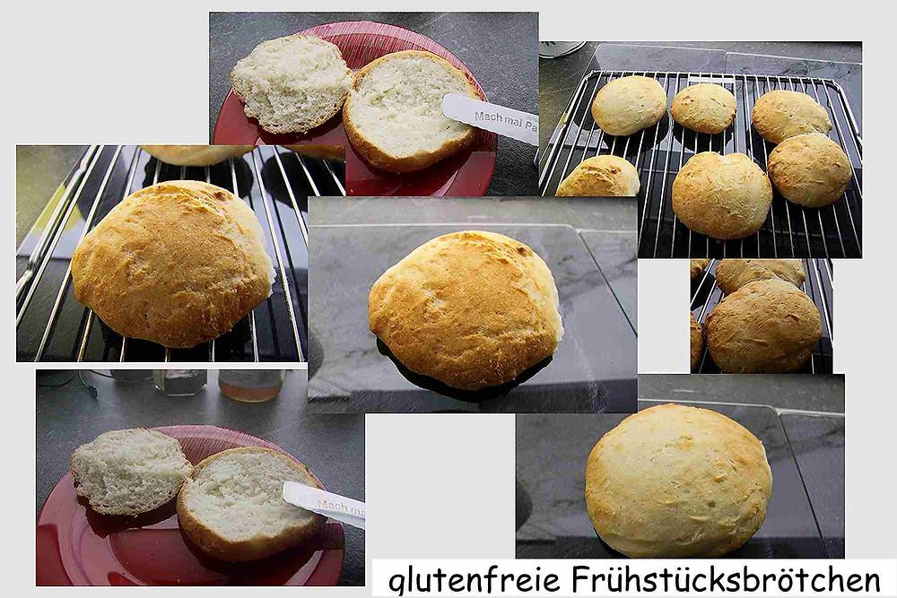 Brötchen glutenfrei