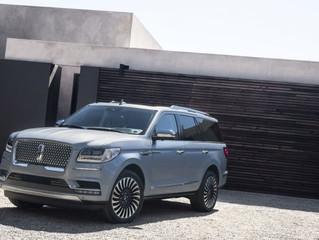2018 Lincoln Navigator Sports Plush Interior, Aluminum Body