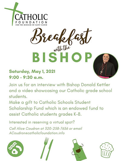 Updated Breakfast with the Bishop graphi