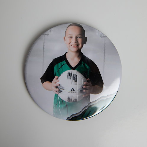 2 Photo Buttons -WSA