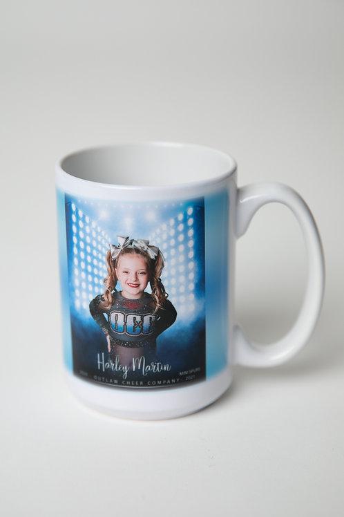 2 Ceramic Mugs - OCC