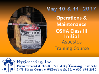 OSHA Class III Initial Training