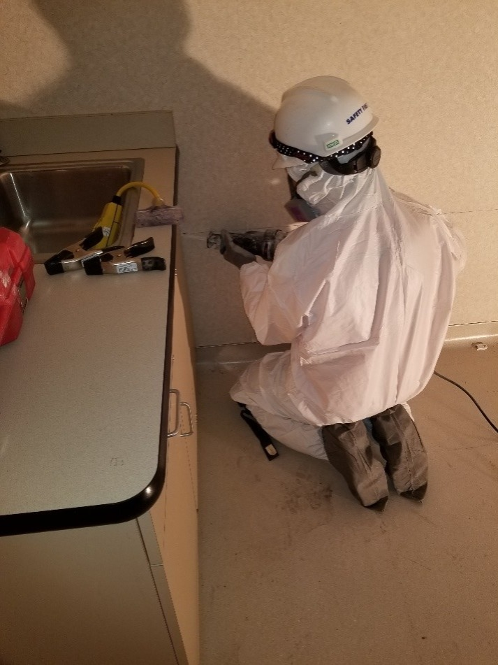 Preparation for Mold Remediation