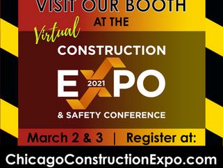 Visit us at the Virtual ASA Chicago Construction Expo!