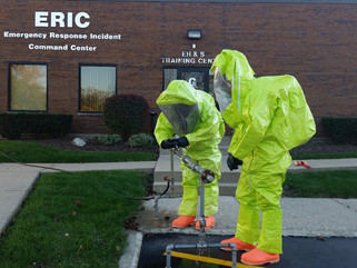 Hygieneering Hosts 24-Hour HAZWOPER Training