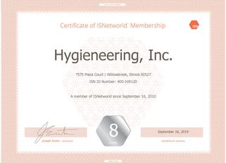 ISNetworld Membership