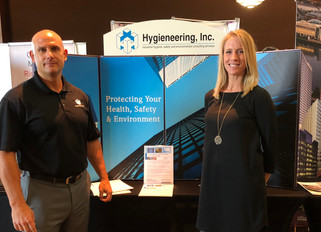 Hygieneering Participates in UWW Career Fair