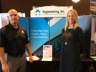 Hygieneering Participates in UWW Career Fair