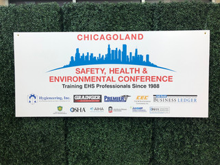Chicagoland Safety, Health & Environmental Conference 2019