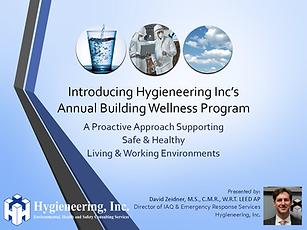 HYG Building Wellness Presentation - Ove
