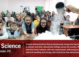 Unsafe Science