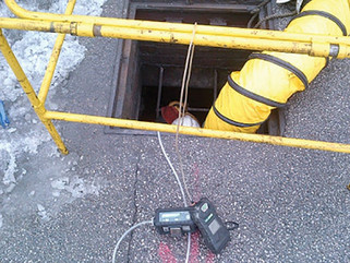 Confined Space Entry Informed Decisions