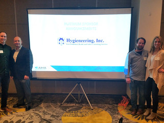 Hygieneering Attends AIHA Student Night