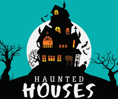 Haunted Houses for Ghouls and Goblins