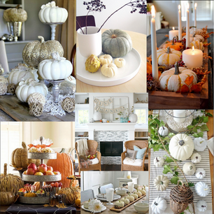 Design: Thanksgiving Decor To Be Thankful For