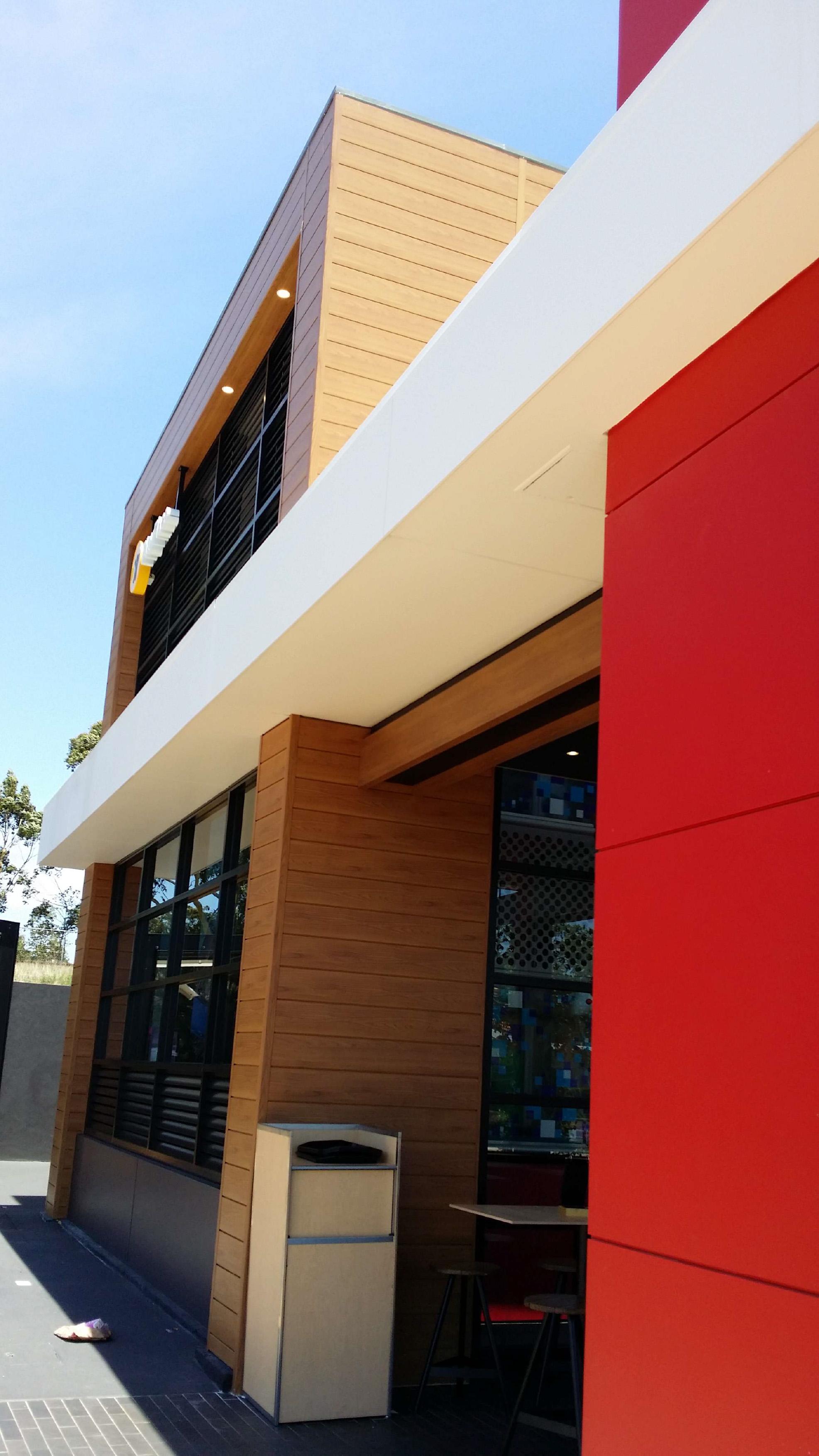 Cladding-LO-McDonalds-Coffs-Harbour