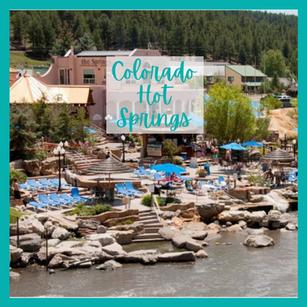 10 of Colorado's Best Hot Springs
