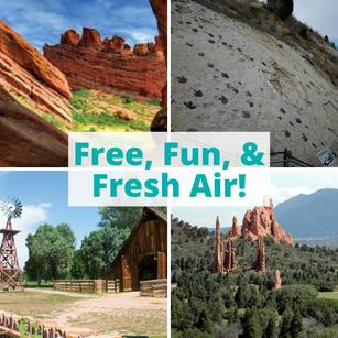 Free, Fun, & Fresh Air: Things To Do This Summer