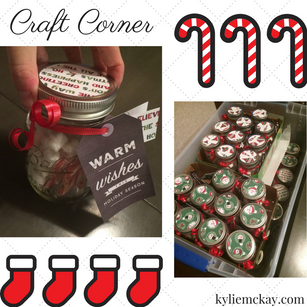 Craft Corner: A Holiday Gift For Everyone