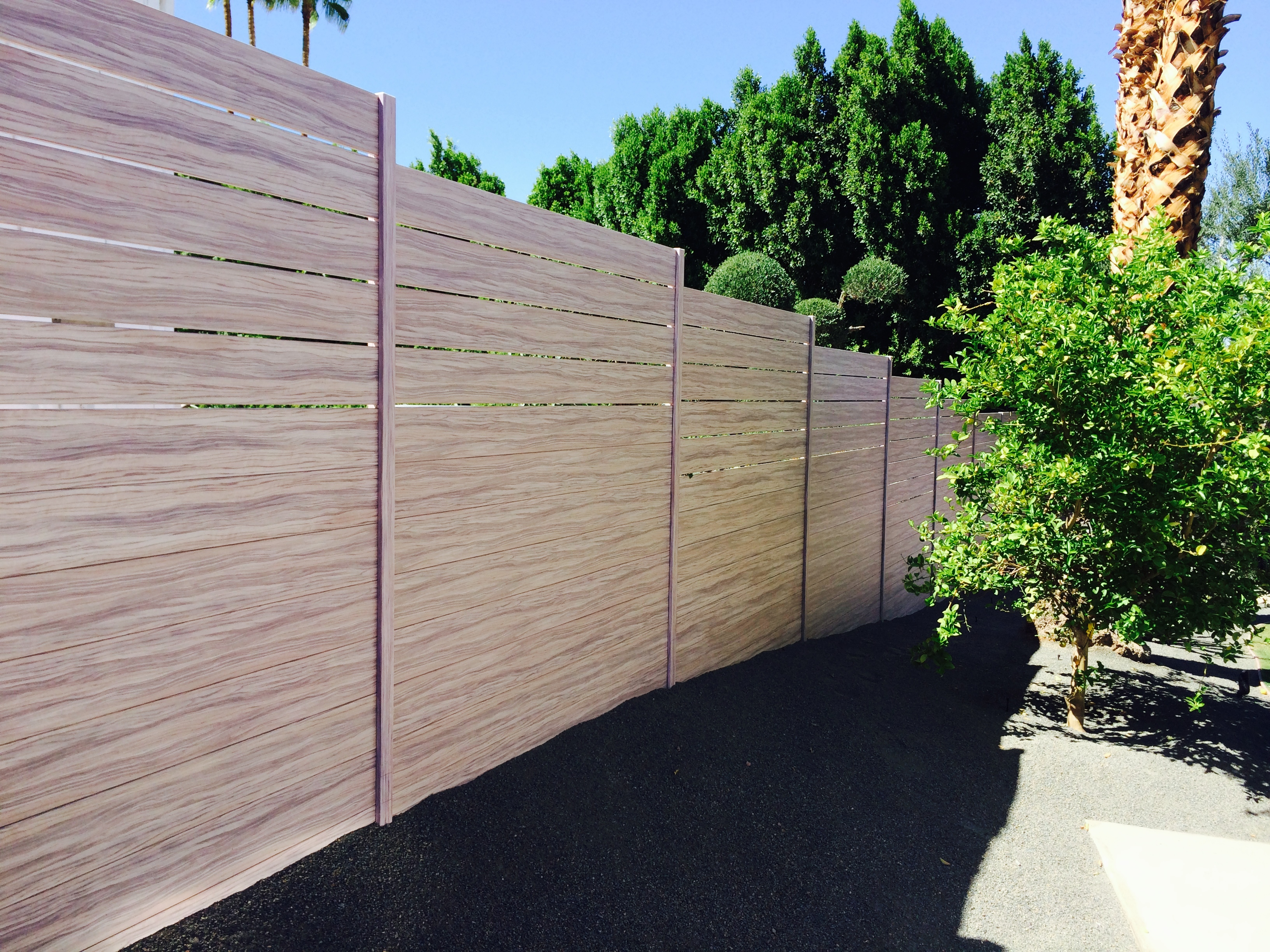 Fence Horizontal