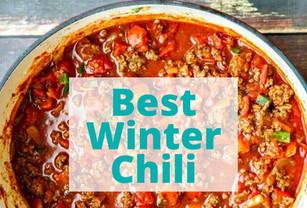 The BEST Winter Chili