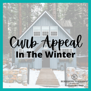 Enhancing Curb Appeal in The Winter