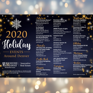 2020 Holiday Events Guide