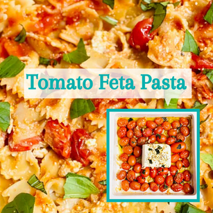 The Tomato Feta Pasta Craze