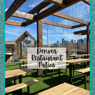 Denver Restaurant Patios Worth Detouring to This Summer