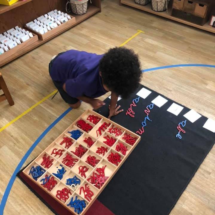 Maracas Montessori Children's House Workshop