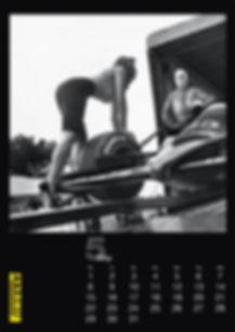 Pirelli Calendar Pin Up
