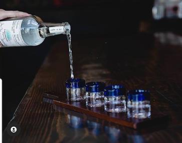 Tequila Slow Pour