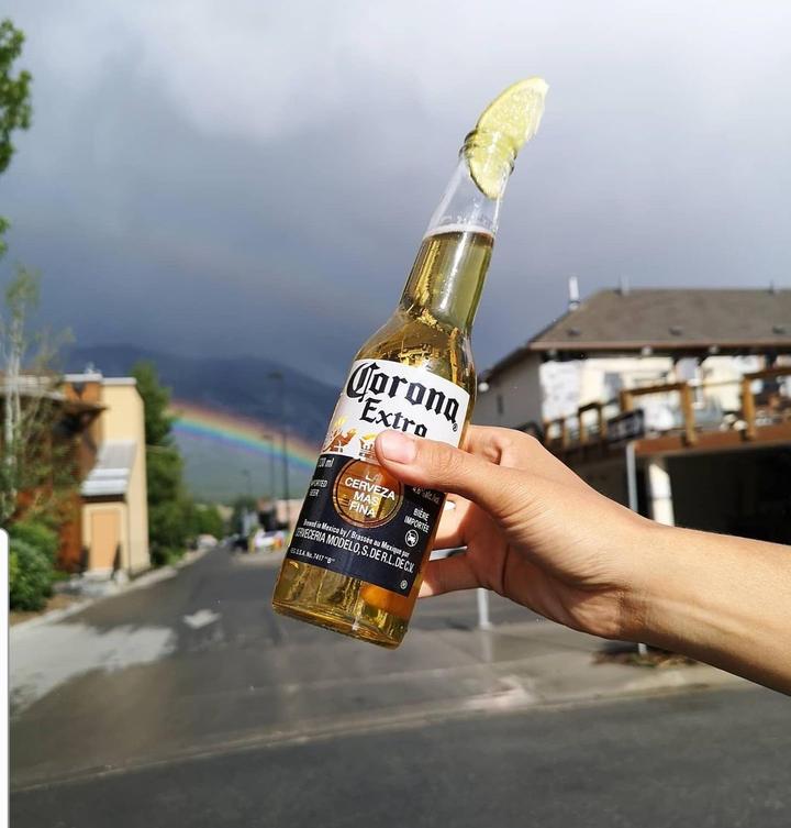 Corona Rainbow