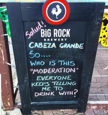 Moderation?