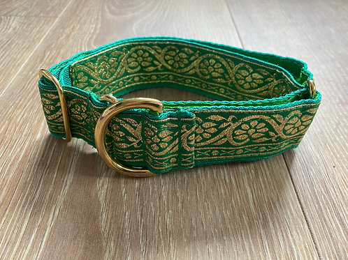 Whippet Emerald Fusion Martingale Collar