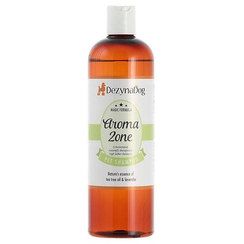 DezynaDog Aroma Zone Therapeutic Shampoo 500ml