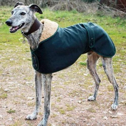 Greyhound Wax Hunter Coat