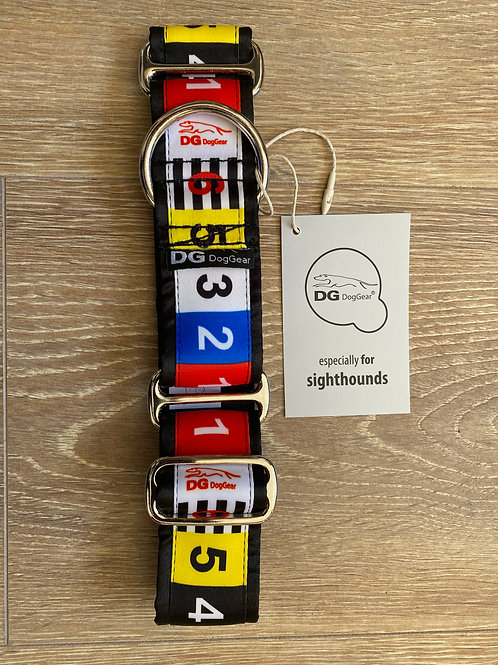 Racing Numbers Martingale Collar