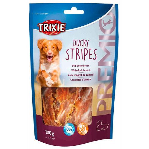 Trixie Ducky Stripes Dog Treats