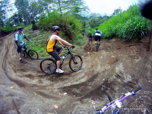 Mountain Biking in Bali