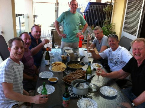 Curry Lunch 2012