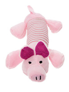 This Little Piggy Plush & Squeaky Toy