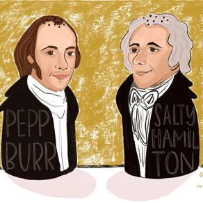 PeppBurr & Salty Hamilton