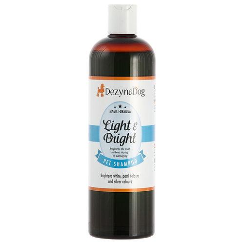 DezynaDog Light & Bright Dog Shampoo