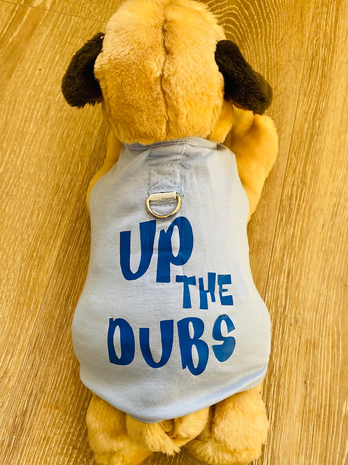 Up The Dubs Harness lined T-Shirt