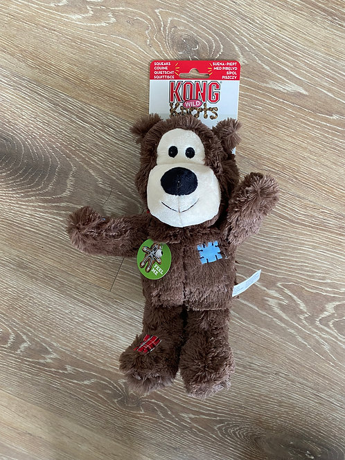 Kong Wild Knots Bear Large