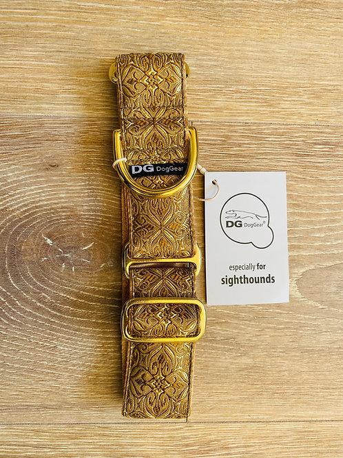Renaissance Gold Martingale Collar
