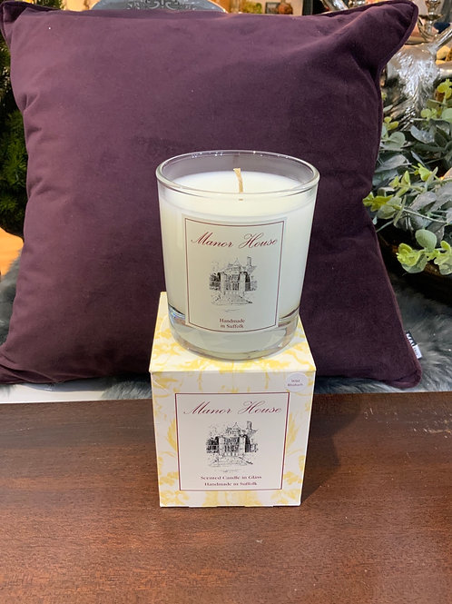 Manor House scented candle
