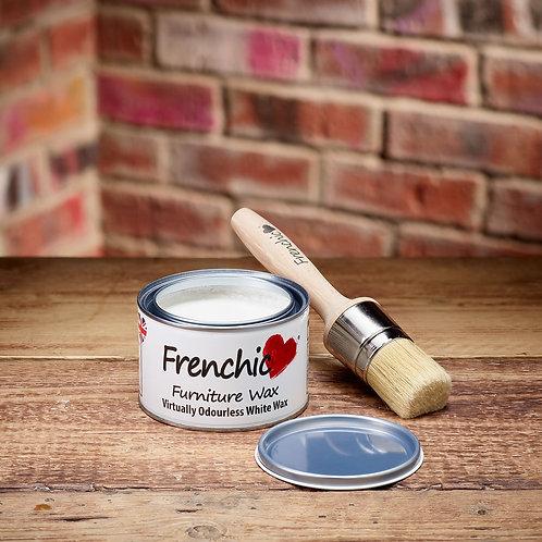 Frenchic White Furniture Wax 400ml
